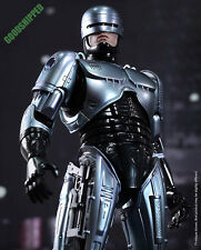 HOT TOYS 1987 ROBOCOP ALEX MURPHY PETER WELLER SOUND DIECAST READY SUMMER SALES