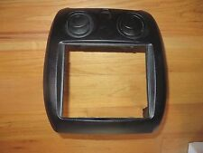 00-05 Mitsubishi Eclipse RADIO BEZEL DASH TRIM BLACK  #690