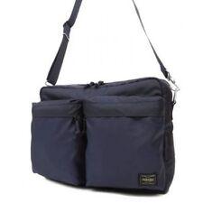 New Yoshida Bag PORTER PORTER FORCE SHOULDER BAG 855-07415 Navy From JP