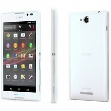 SONY XPERIA C C2305 WHITE DUAL SIM ANDROID SMARTPHONE HANDY OHNE VERTRAG WiFi