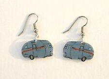 Trailer Earrings Travel Trailer Camping Charms