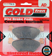 YAMAHA XV 1700 ROAD STAR WARRIOR & V-MAX XV1700   SINTERED REAR BRAKE PADS