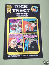 DICK TRACY - MONTHLY - BLACKTHORNE USA COMIC - #10-  FEB 1987