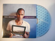 MIKE IBRAHIM : LA FRANCE QUI SE LEVE TOT [ CD SINGLE PORT GRATUIT ]