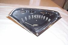 55 56 57 58 59 60 CHEVROLET CHEVY TRUCK APACHE CAMEO INSTRUMENT CLUSTER ORIG GM