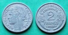 2 Francs, Morlon 1944