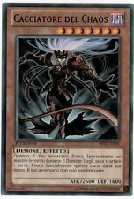 Cacciatore del Chaos - Chaos Hunter YU-GI-OH! BP02-IT095 Ita RARA 1 Ed.