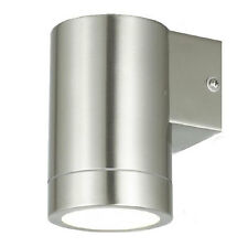 IP65 Single Wall Light Stainless Steel Outdoor Exterior Interior Use 240V New
