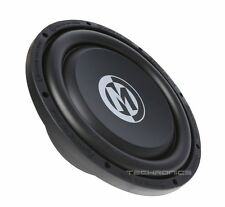 "MEMPHIS SA10S4 +2YR WARANTY 10"" 500W 4 OHM SHALLOW MOUNT CAR STEREO SUBWOOFER"