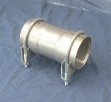 Exhaust Sleeve Pipe Repair Connector - 304 Stainless - 76 x 150mm