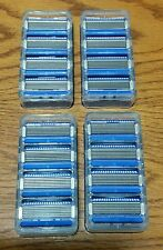 Schick Hydro 5 Razor Blade Refills 16 Count Made in USA Free Shipping