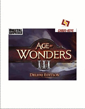 Age of Wonders III 3 Deluxe Edition Steam Key Pc Game Code Global [Blitzversand]