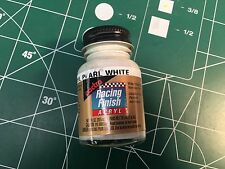 Pactra RC5201 Pearl White 1 oz Acrylic Racing Finish Polycarbonate Lexan Paint
