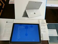Microsoft Surface Pro 4 256GB i7 16GB Wi-Fi Win 10 with Extended MS Warranty