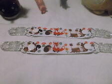 pr mitten glove clips baby girl boy child fox squirrel hedgehog wildlife baby