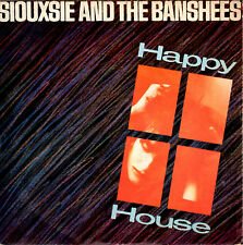 SIOUXSIE & THE BANSHEES happy house / drop dead - celebration 45RPM orig ITALY