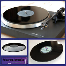 ULTIMATE Luxman UPGRADE! - VIBRO-STOP Turntable Platter Mat - Huge improvement!
