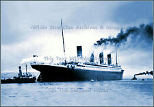 Photo: Tonal Colorization: RMS Titanic's Final Moments In Belfast, 1912
