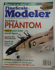 FineScale Modeler Magazine Backdate A Phantom Classic Cutty July 2005 042515R