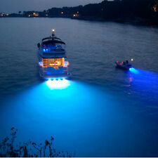 CREE Bronze 9W LED Marine Light LED Underwater Boat Light Waterproof Blue Light