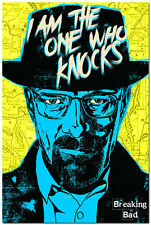 Breaking Bad TV Play Silk Poster 24x36 inches Heisenberg