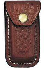LEATHER SHEATH TO FIT XL SWISS ARMY KNIVES  SH249