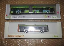 2xÜstra Bus Hybrid Solaris H18+Urbrino 12 /P408