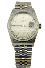 Gents Rolex Stainless Steel Oyster Perpetual Datejust 16220