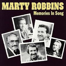 MARTY ROBBINS Memories In Song Big Iron Running Gun 18 SONGS NEW CASSETTE