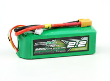 Multistar Racer Series 2200mAh 3S 11.1V 40C 80C Lipo Battery Pack XT60 Mini Quad