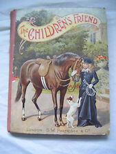 The Children's Friend Annual / Book S.W.Partridge and Co.- 1903