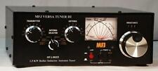 MFJ-962D 1.8-30 MHz Versa Tuner III AirCore Roller Inductor Antenna Tuner