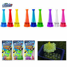 Bunch O Balloons (3 Pack-Assorted Colors)-Zuru-100 Water Balloons Party Supplies