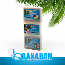 BANABAN Coconut Oil Soap Gift Pack x 3 soaps