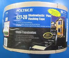 Polyken Shadowlastic Plus Flashing Tape With Improved Woven Backing 20Mils Thick
