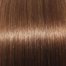 extenia 25 marron rougeâtre Mèches 60 cm cheveux véritables 1 g-Extensions