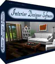 Interior Designer Home, Office Design 2D 3D Computer Software Free Updates 4ever