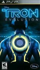 TRON EVOLUTION SONY PSP PLAYSTATION PORTABLE VIDEO GAME BRAND NEW SEALED