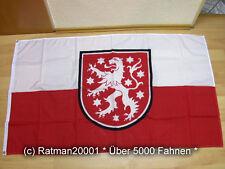 Banderas bandera Turingia león Brandeburgo 1945–1952 artículos especiales - 90 x 150 cm
