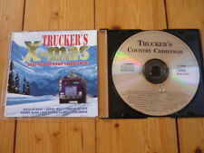 Truckers 'Christmas Best of Country Christmas Dave Dudley Jonny Hill Bobby Bare