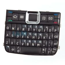 Brand New Original Nokia E71 Keypad - Black