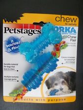 PetStages Orka Petite Chew Toy 2 Pc Pack Puppy Toy Small Breed Dog Chewer