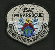 AIR FORCE PJ'S PARARESCUE JUMPER THAT OTHER MAY LIVE MILITARY PATCH