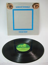 Uriah Heep - Look At Yourself | Rare Yugoslavian Press without mirror | VG / VG-
