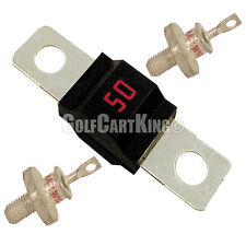 EZGO Powerwise Fuse/Resistor Rectifier Diode Combo   36 Volt Golf Cart Charger