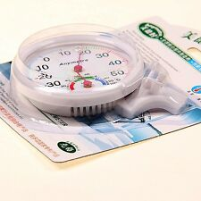 MIni Indoor Outdoor Wet Hygrometer Humidity Temp Temperature Meter