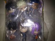 Kuroko no basket, Off Shot 2, Complete set of 6 keychain, key chain, strap. New.