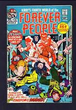 FOREVER PEOPLE 4 9.0 VFNM 1971 DC JACK KIRBY OFF-WHITE PAPER HIGH GRADE