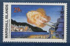 Marshall Islands 1994 World War 2 WW II Scott 492 US Liberation of Guam W78 NH