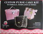 Custom Purse Cake Kit